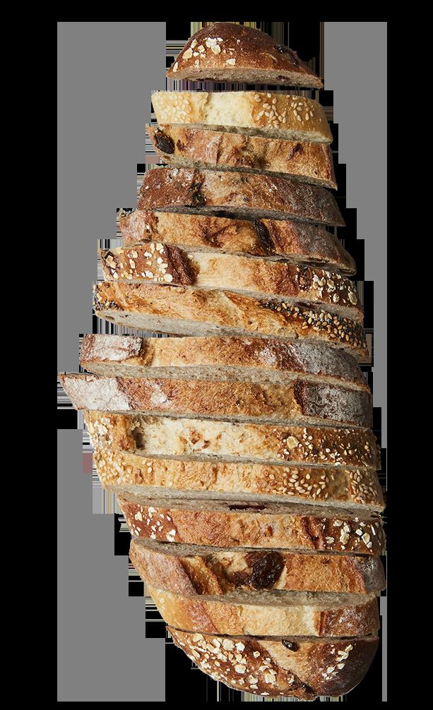 liste de pains